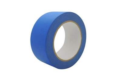 Синий малярный скотч