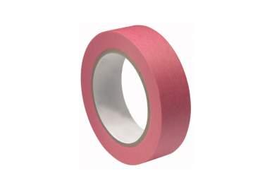 Розовый малярный скотч